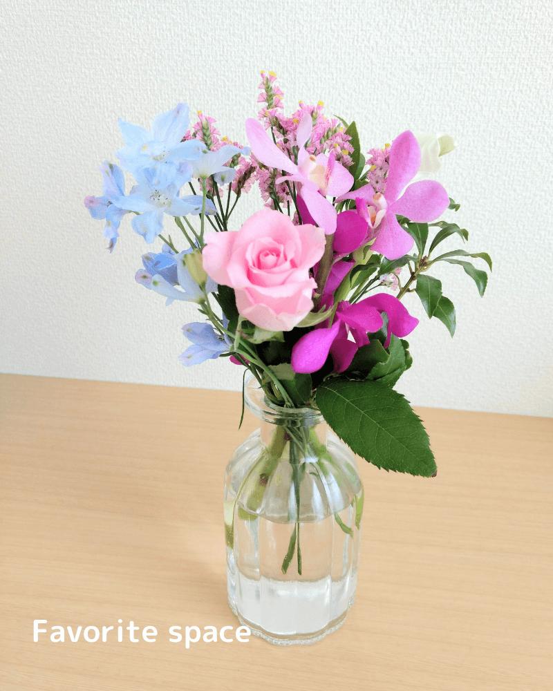 ブルーミーライフのレギュラープランのバラの画像