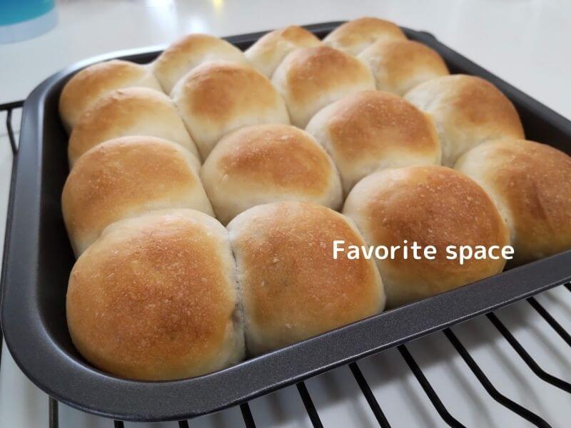 コッタのキットを使って作ったちぎりパンの画像